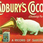 Cadbury's Cocoa Vintage Advertising Wall Art