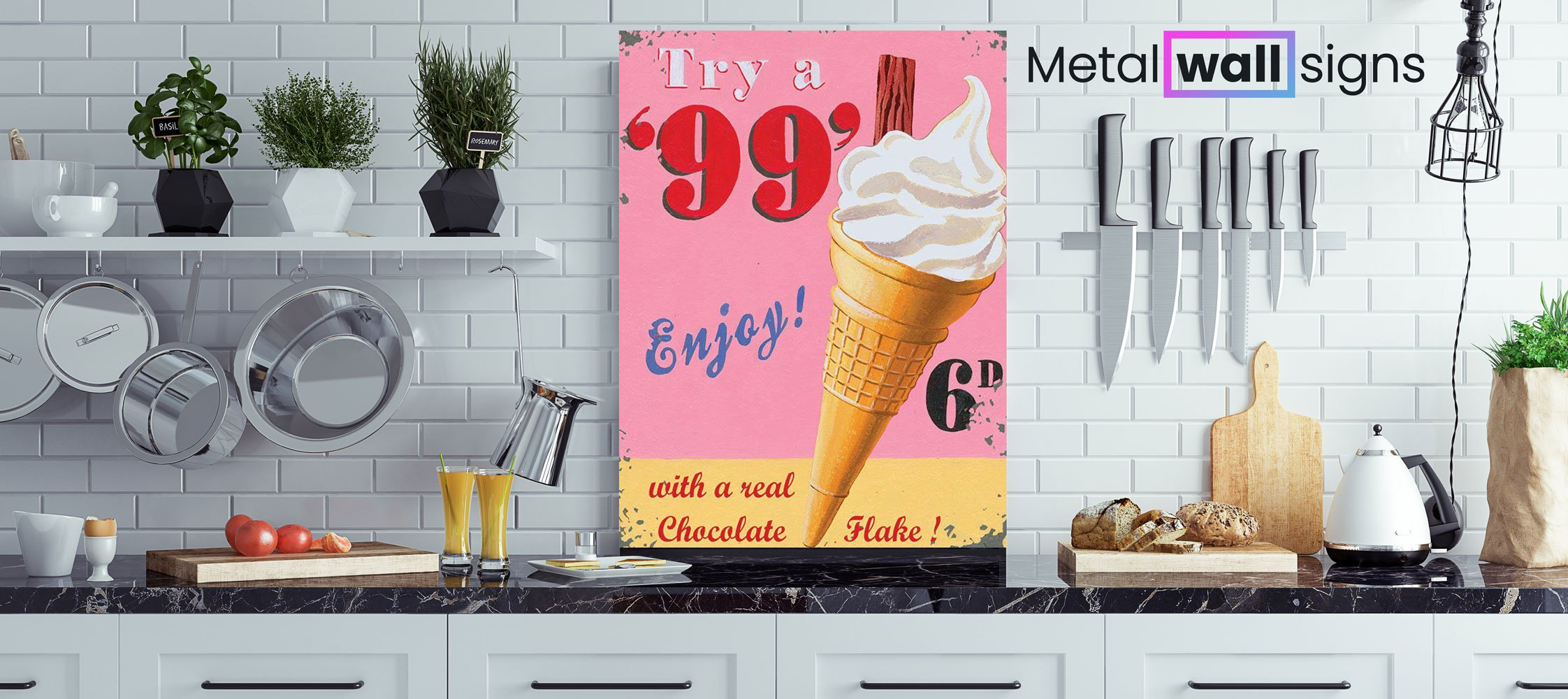 99-Ice-Cream-Metal-Wall-Art-Sign-MWS