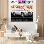 Aston-Martin-DB5-Metal-Wall-Art-Sign-MWS