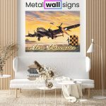 Avro-Lancaster-Wartime-Wall-Art-Sign-MWS