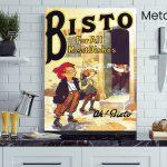 Bisto-Kids-Metal-Wall-Art-Sign-MWS