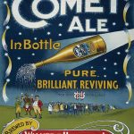 Comet Ale Bar Sign