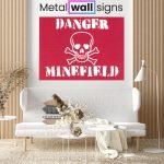 Danger-Minefield-Wartime-Wall-Art-Sign-MWS