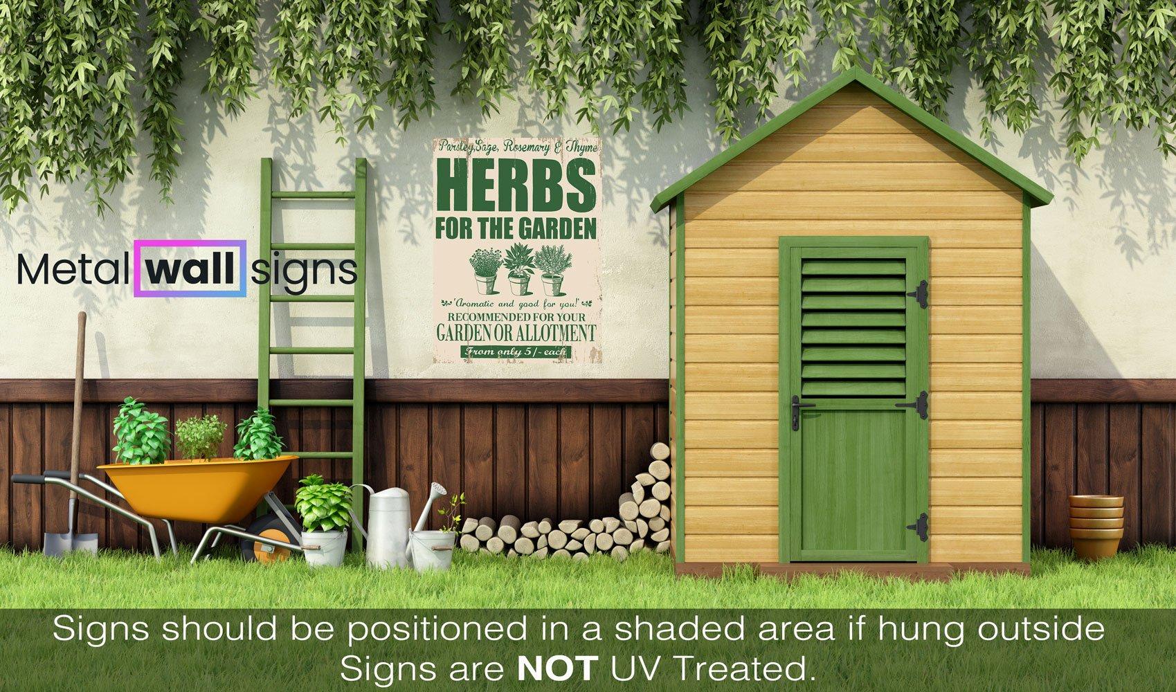 Garden-Herbs-Metal-Wall-Art-Sign-MWS