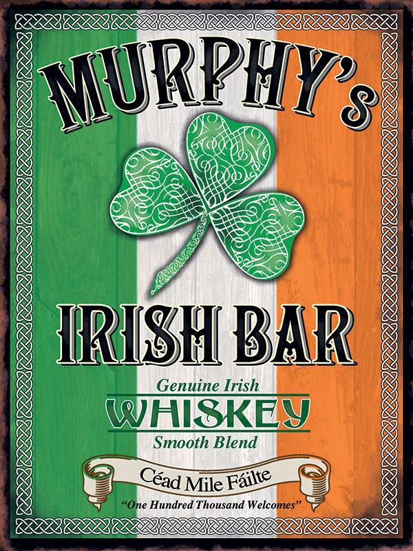 Murphys Irish Bar Sign