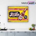 Pepsi-5-Cents-Diner-Metal-Wall-Art-MWS
