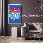 Route-66-Metal-Wall-Art-Sign-MWS