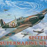 Spitfire MK1A Plane Sign
