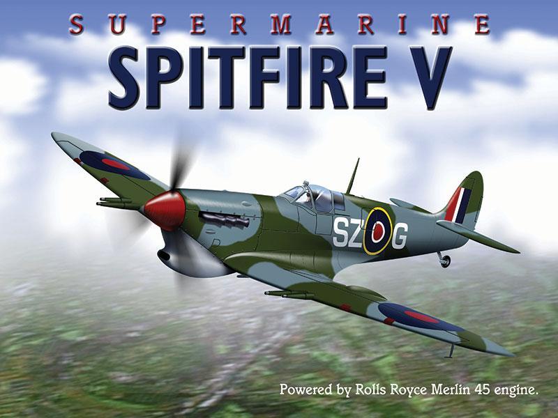Supermarine Spitfire Sign