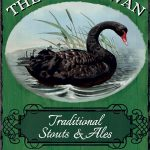 The Black Swan Pub Sign