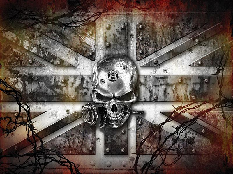 Wrought Iron Kingdom Metal Wall Art